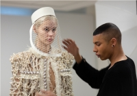 After 16 years Balmain returns to couture