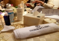 Organic luxury with Olivier Claire at the Imperial Spa and salon