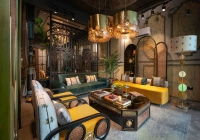 Luxury furniture and interior design brand INHABIT, headquartered out of Hyderabad, lunched its first store in Delhi