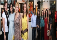 Songs of India, Art Spice Gallery, The Metropolitan Hotel & Spa