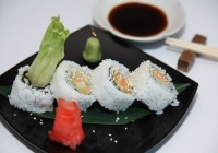 Fall in love with sushi at the Sakura, Metropolitan Hotel and Spa