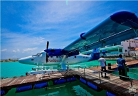 Maldives: The luxurious island vacation with sparkling water and acres of creamy white beaches...
