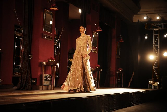 Sabyasachi opens India Couture week