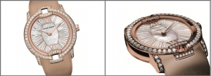 Be the diva with Velvet Diamonds in Pink Gold