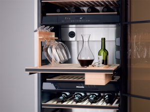 Miele's flagship Wine Unit now available in India