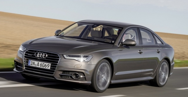 All new power-packed Audi 6 Matrix