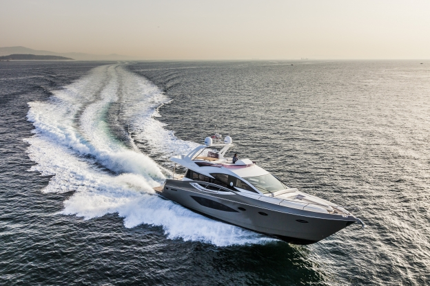 Get set for the all new 70 Flybridge