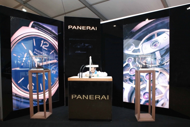 Officine Panerai at The India Art Fair 2015