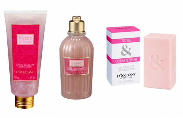 L'Occitane introduces Rose et Reines