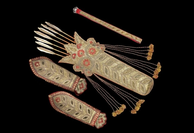 Tipu Sultan's weaponry at Bonhams