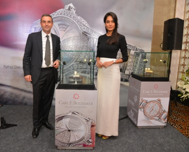 Carl F. Bucherer unveils new ladies collection